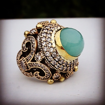 Shop Chakraas Crowning Glory Ring - Holiday Gifts 2014