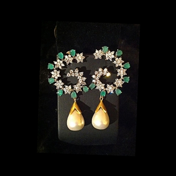 Chakraas An Evening Affair Earrings - Holiday Gifts 2014