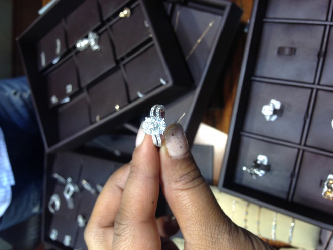 Jag Klair handpicks each piece she includes in the Chakraas Jewels collection.